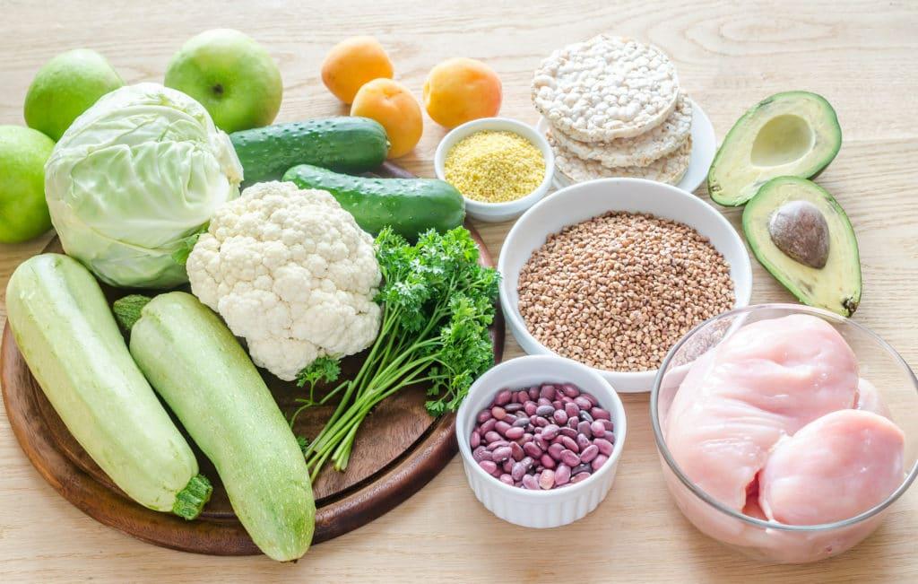Влияние диетического питания