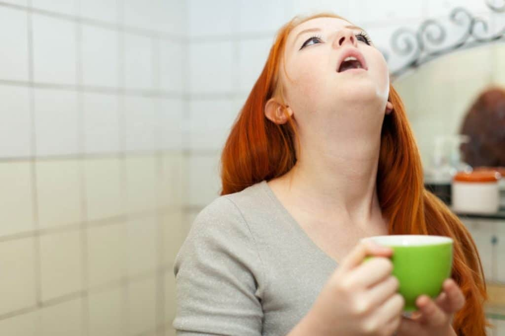 Домашнее полоскание - хороший способ профилактики и лечения хронического тонзиллита