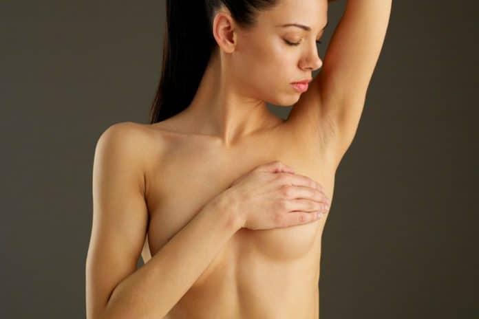Уплотнение под мышкой у женщин