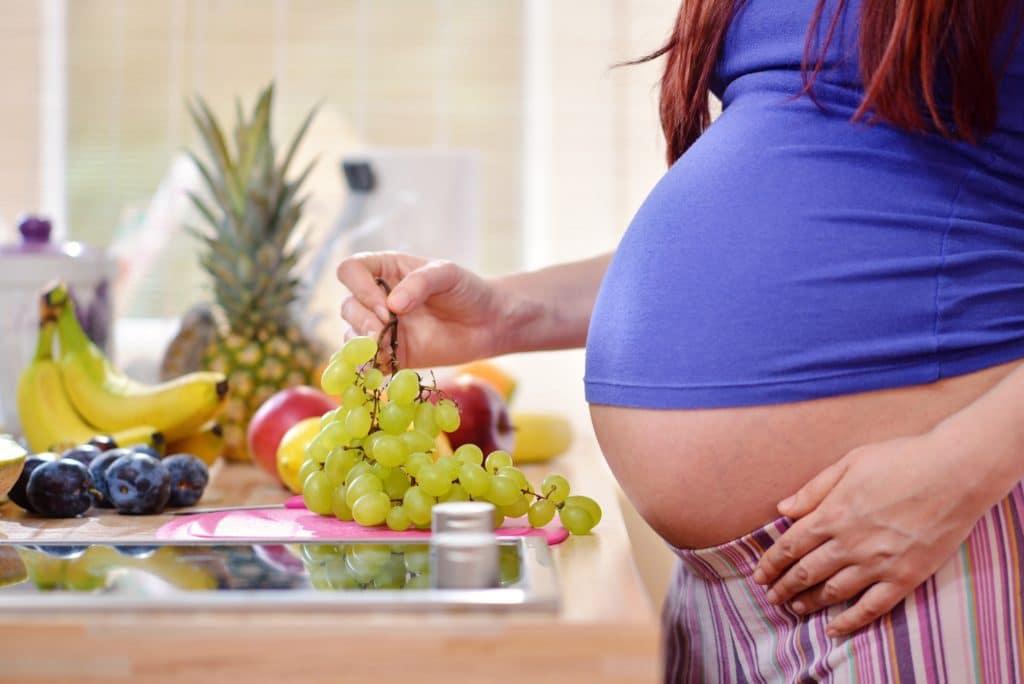 Правильная диета во время беременности снижает риск развития респираторного аллергоза у ребенка