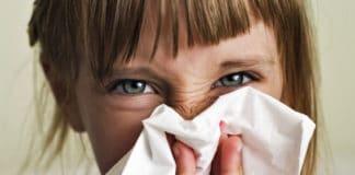 Респираторный аллергоз у детей
