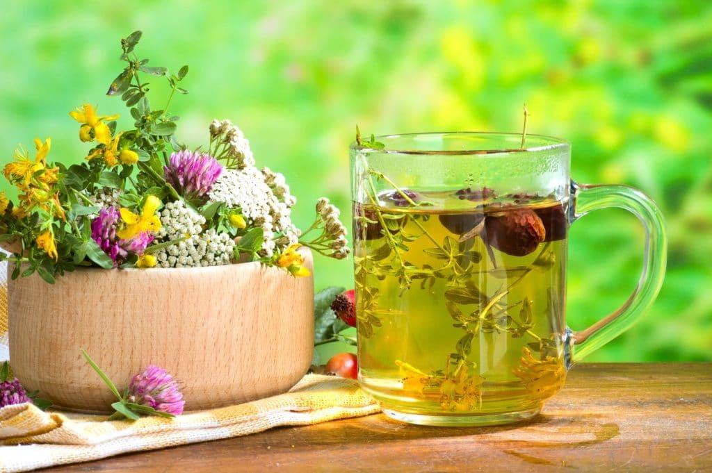 Народная медицина против аллергии на соль