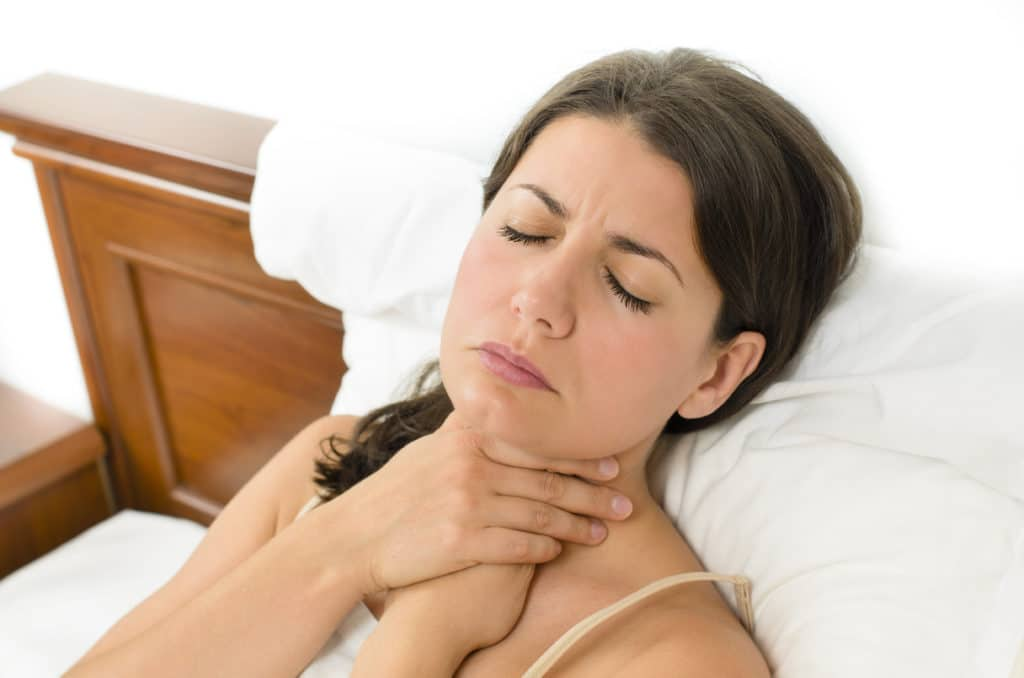 Несмыкание голосовых связок - симптомы