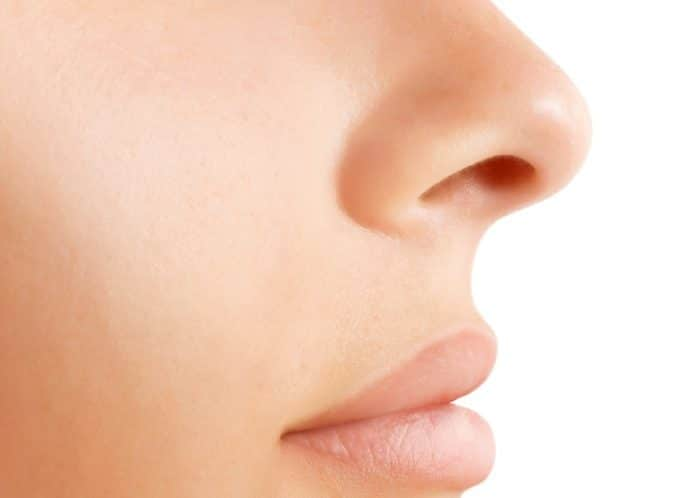 Причины и виды ожога слизистой носа