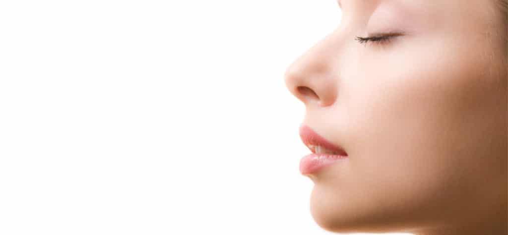 Степени ожога слизистой носа