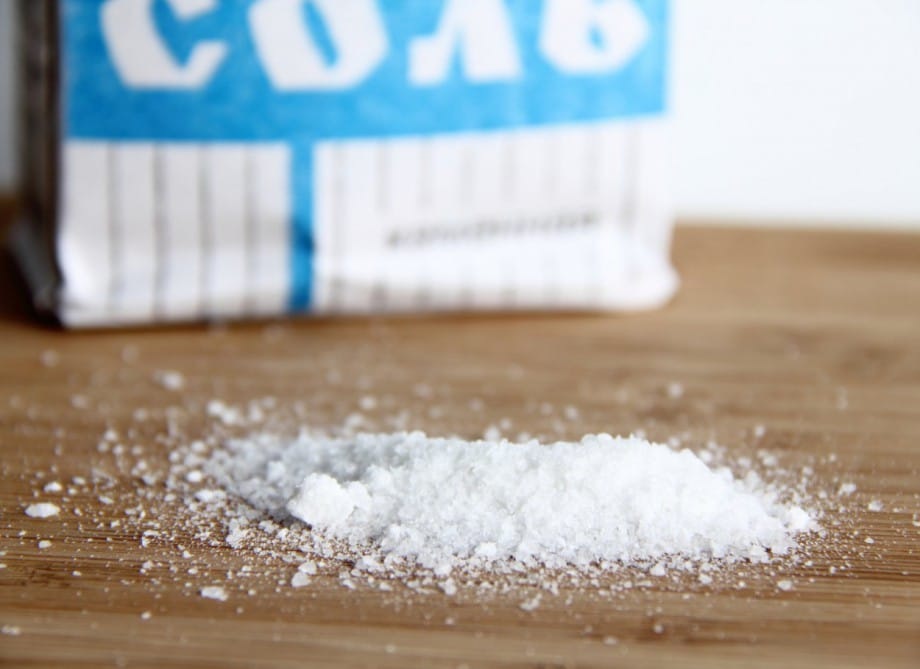 Обычная поваренная соль чаще вызывает аллергию, чем морская