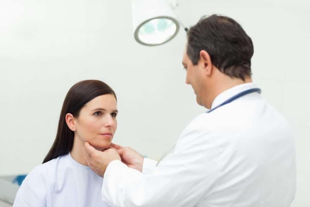 Паралич голосовых связок - диагностика