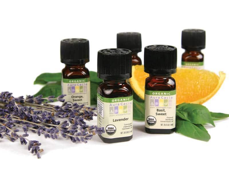 Растирание эфирными маслами от бронхита
