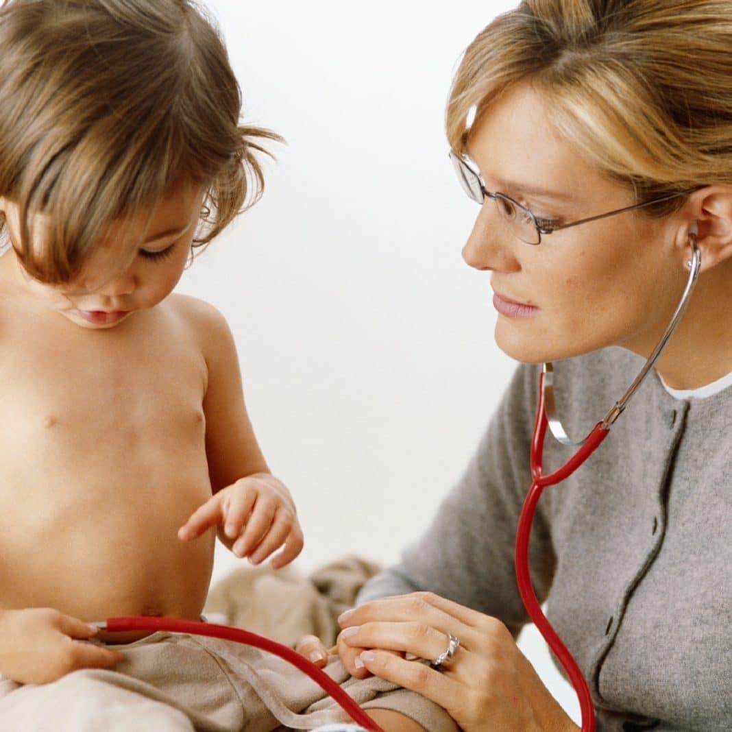 Кардиомегалия у детей