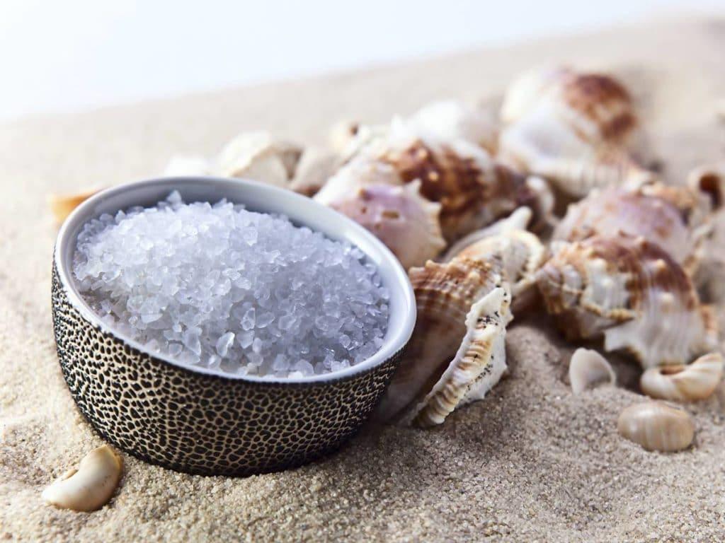 Морская соль для полосканий