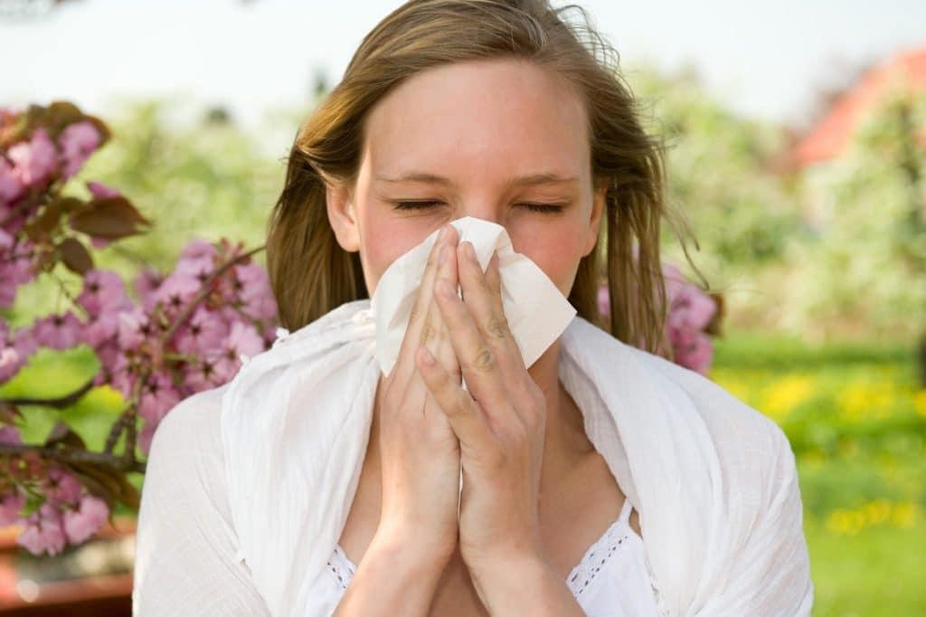 Пониженный имунитет