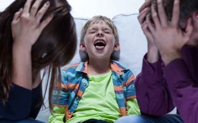 истерический невроз у детей