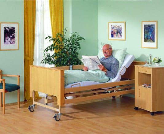 Функциональные медицинские кровати для дома: как правильно выбрать