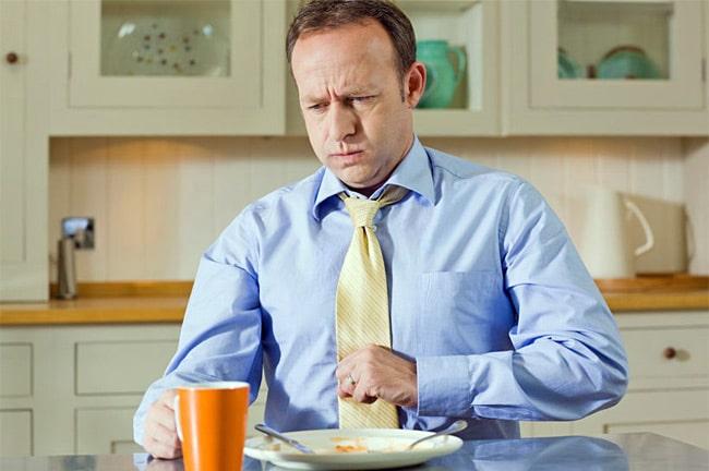 спазм при приеме пищи