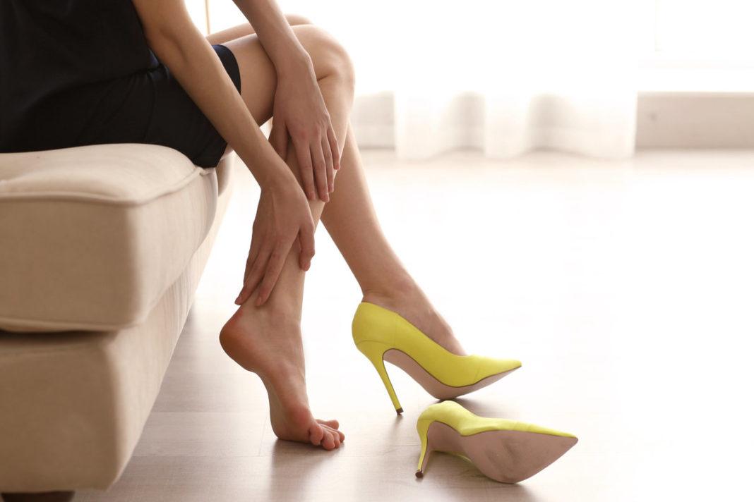 Болят вены на ногах