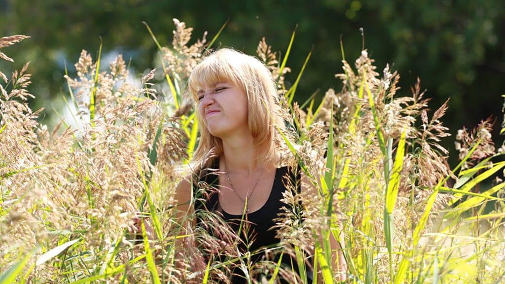Обострение бронхиальной астмы часто бывает весной