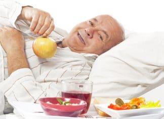Диета при раке желудка
