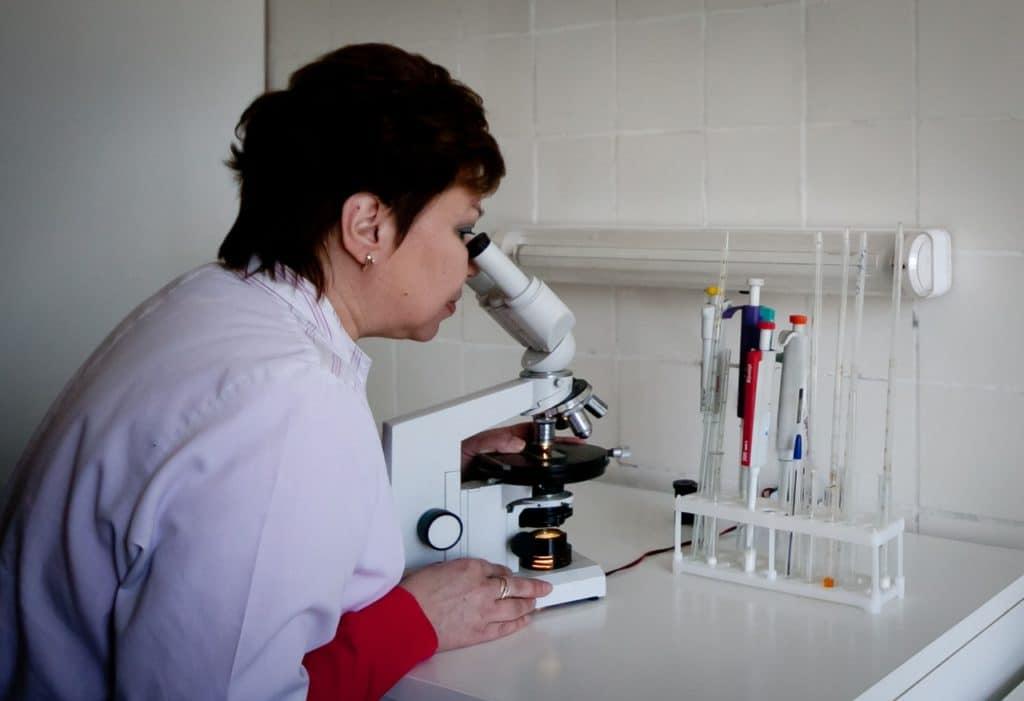 Проведение общего анализа крови
