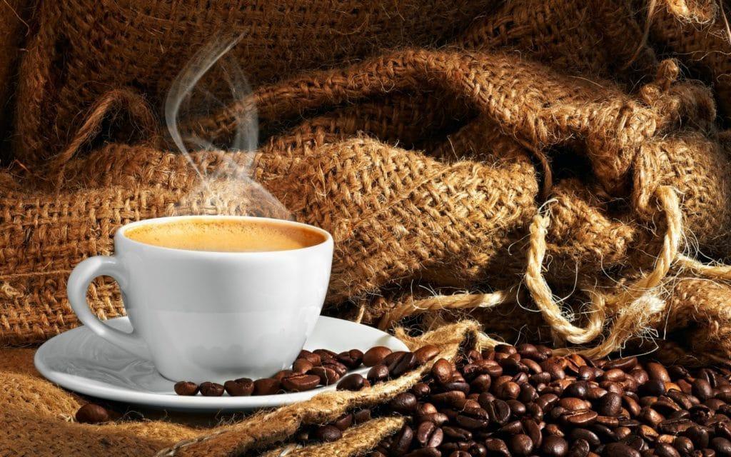 Состав натурального кофе