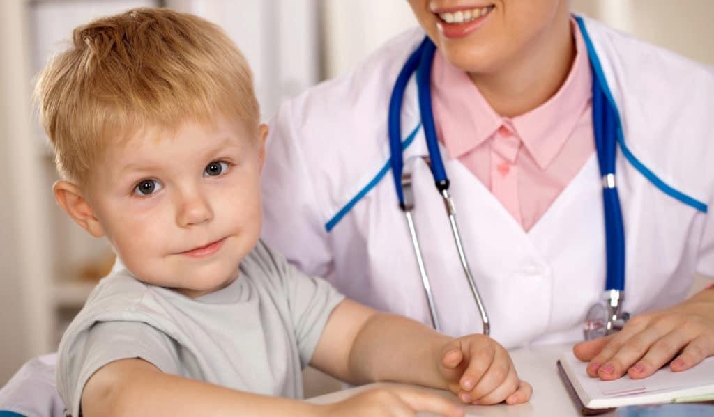 Лечение аллергии у детей