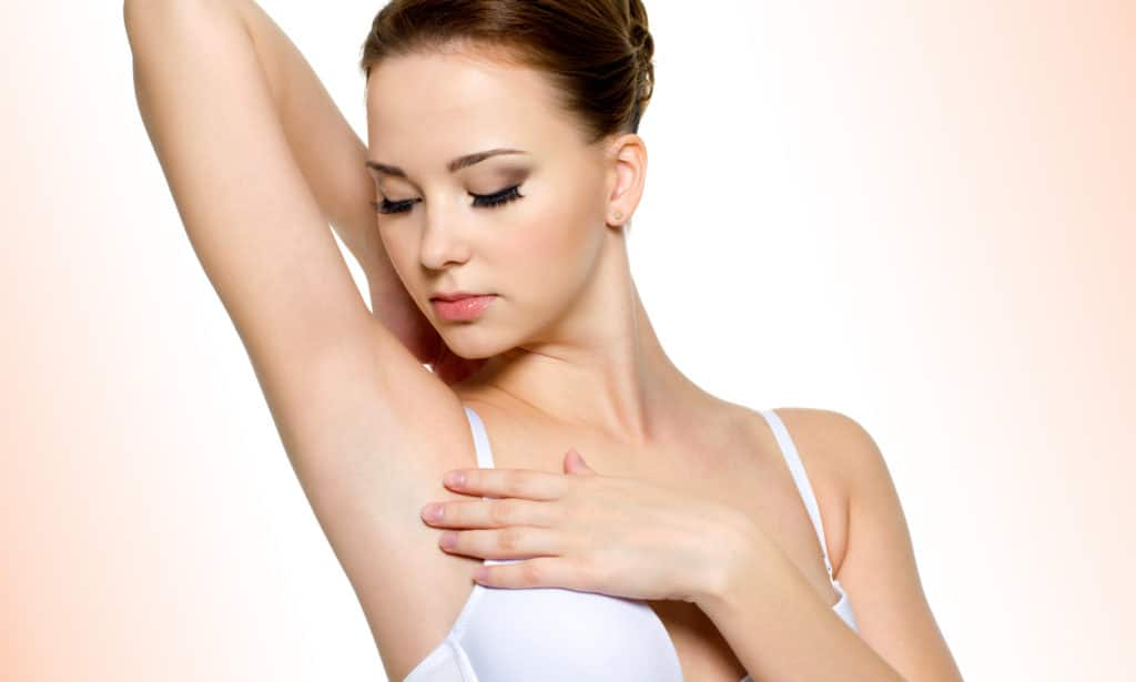 Опухоль в подмышечной впадине у женщин