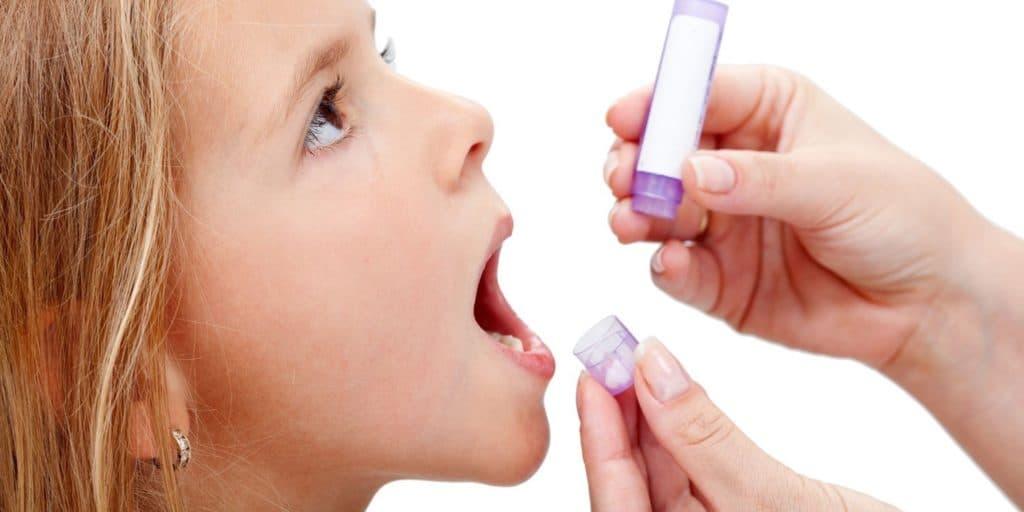 Лечение аллергоза у детей