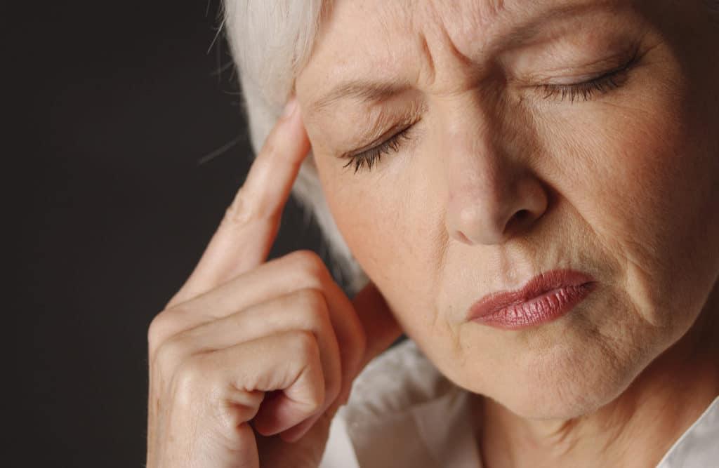 Для диабетической энцефалопатии характерны сильные головные боли