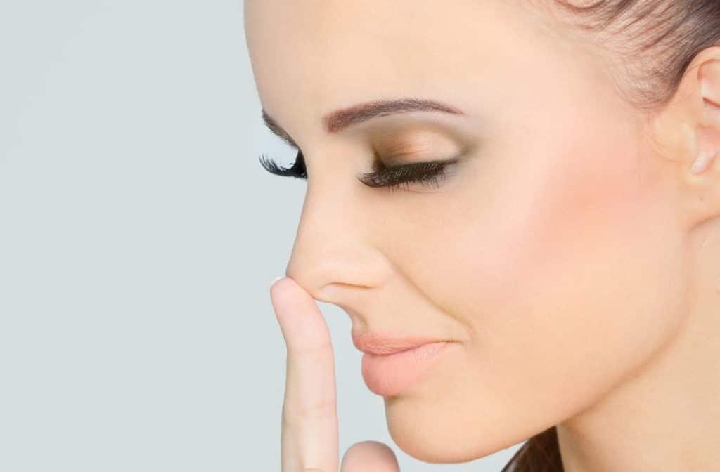 Восстановление после ожога слизистой носа