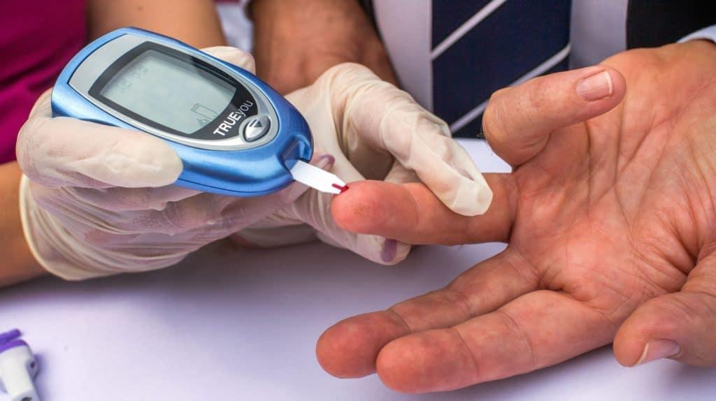 Профилактика возникновения ран при сахарном диабете
