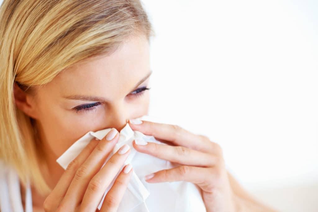Аллергия на хлеб - симптомы