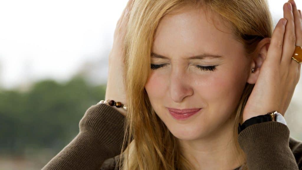 Баротравма уха - симптомы