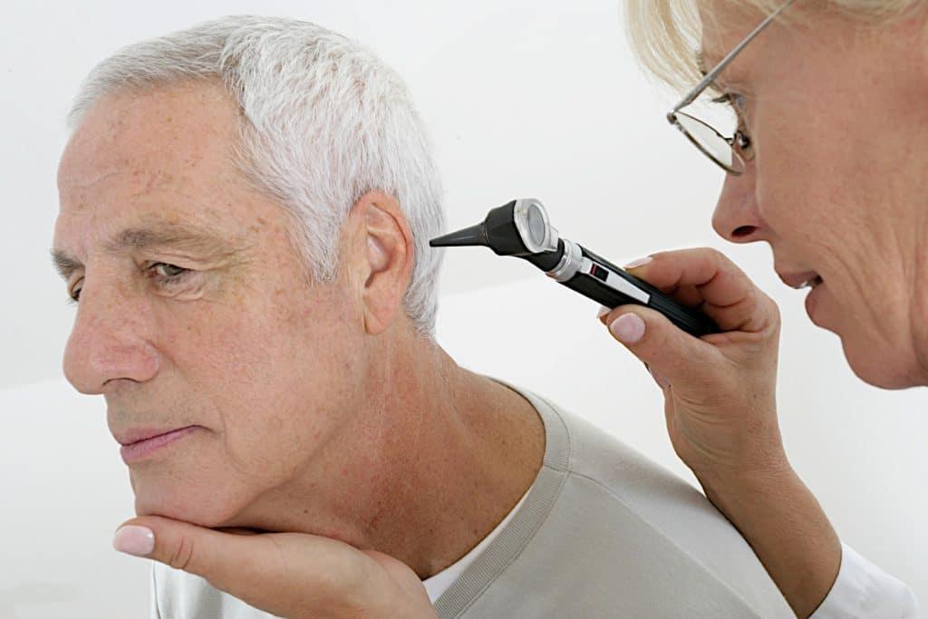 Как диагностируют пресбиакузис