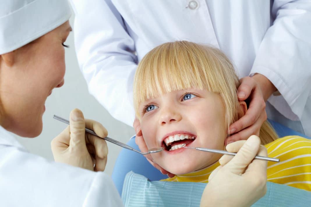 Катаральный гингивит у детей