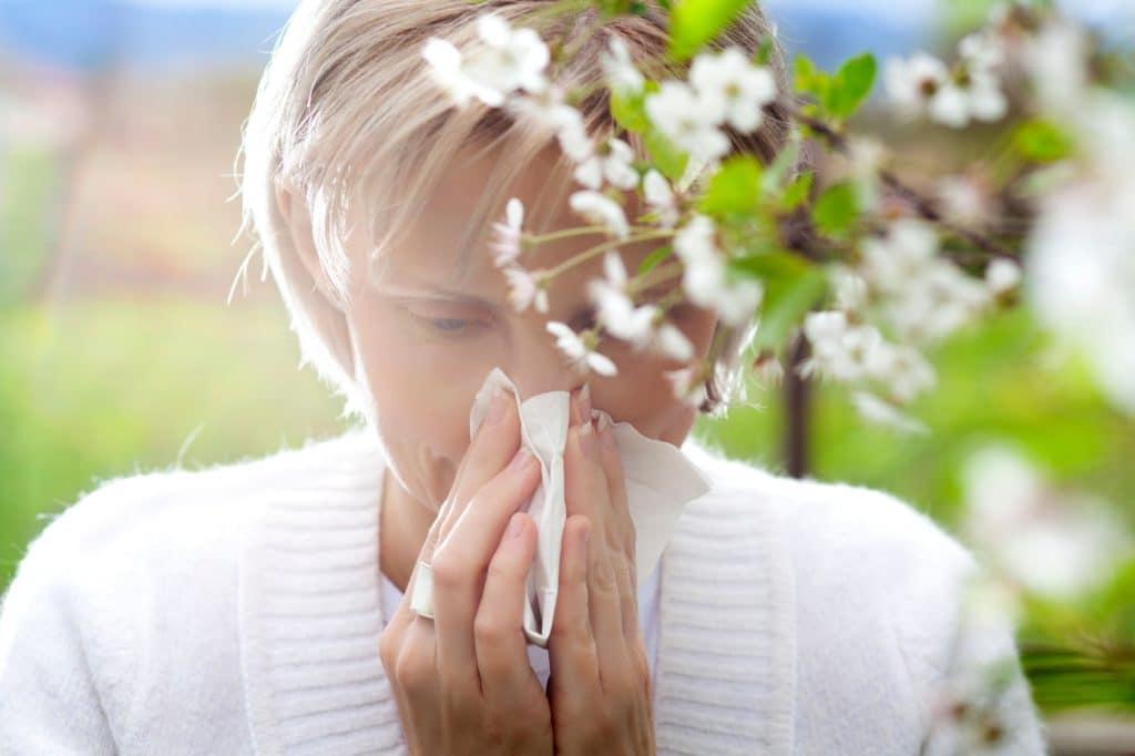 Причины возникновения аллергии
