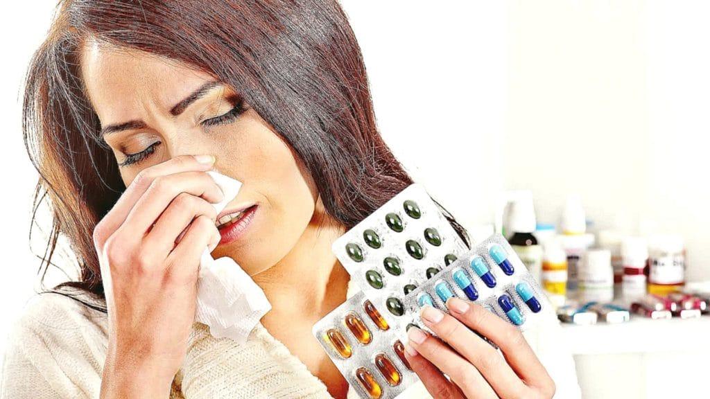 Способы лечения аллергии на пыльцу