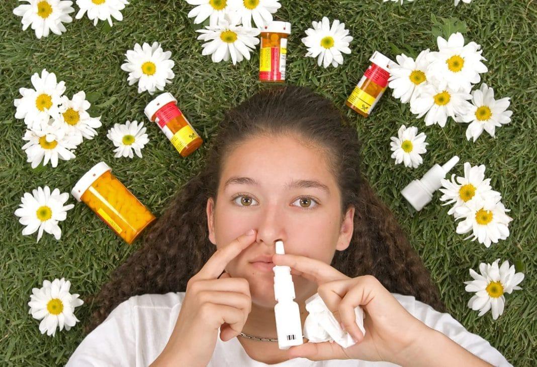 аллергия на цветение лечение