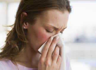 Гайморит аллергический