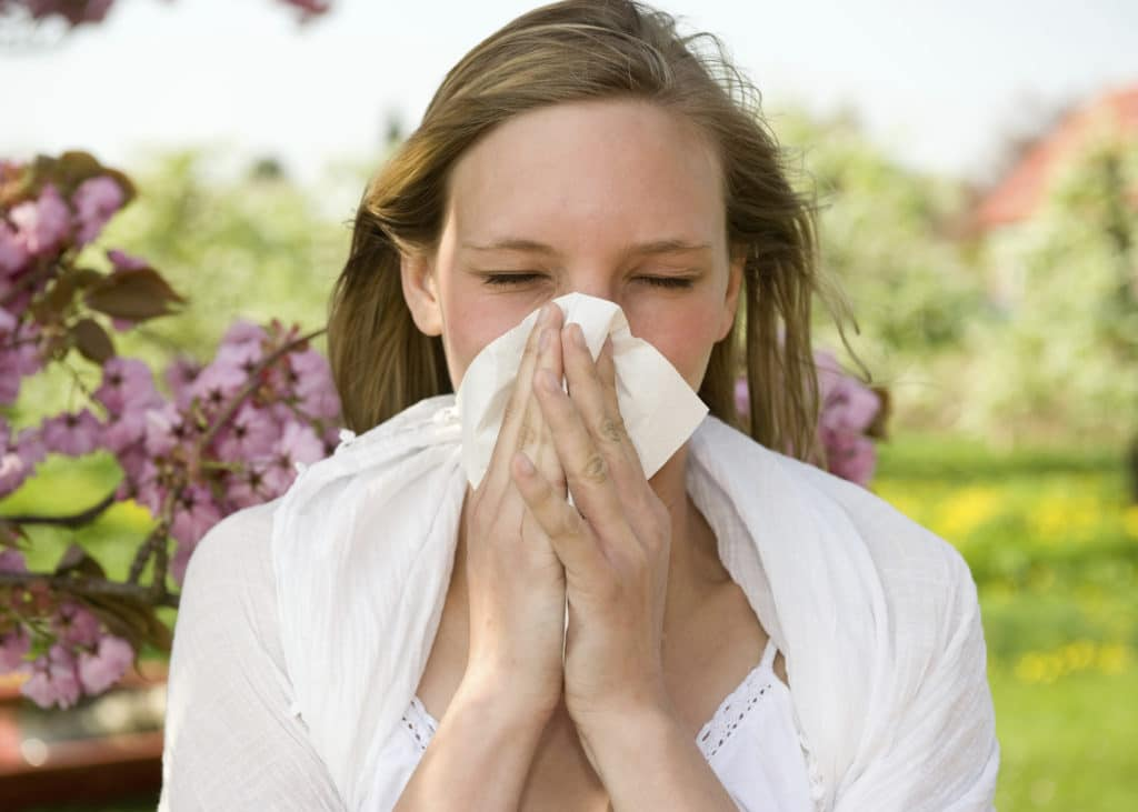 Аллергический гайморит