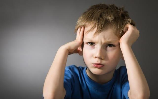 неврозы у детей