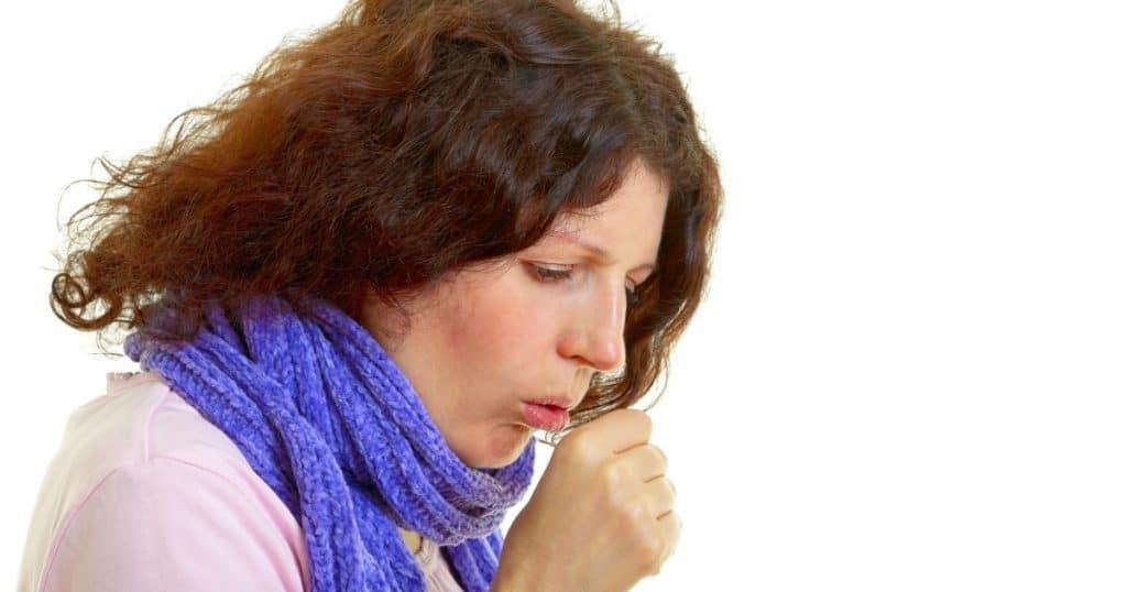 Кашель – первый симптом аллергии