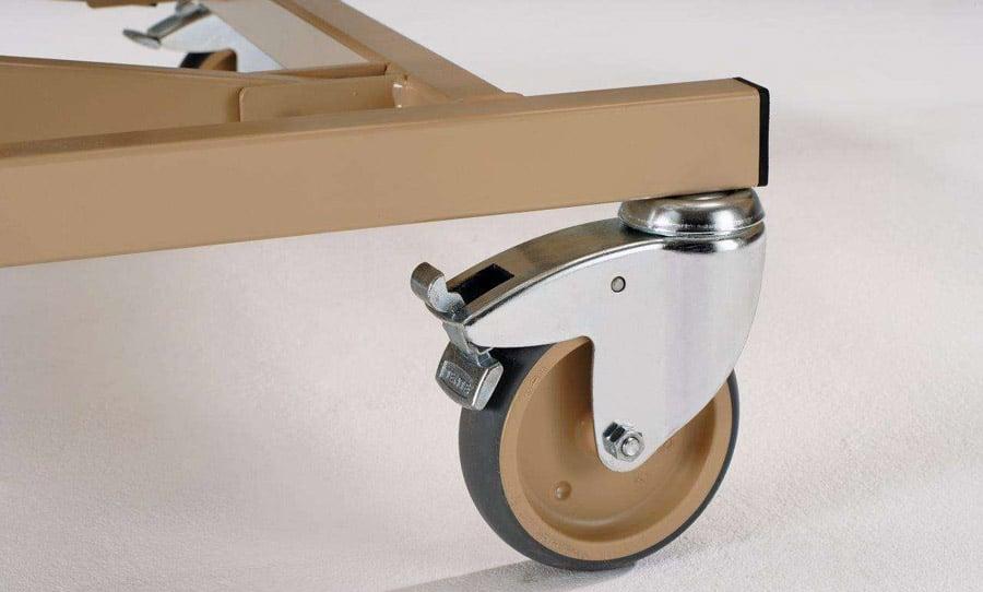 Блокировка колес