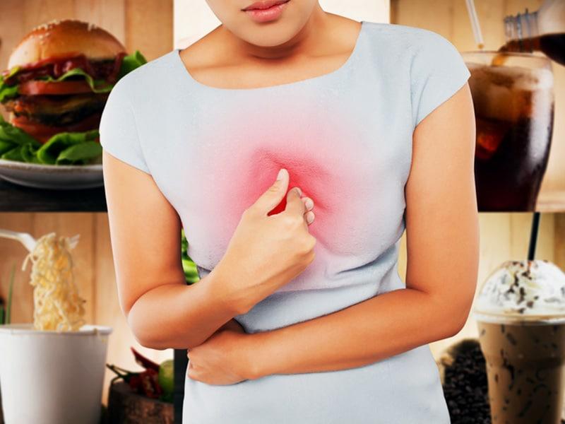 Изжога один из симптомов проявления эзофагита