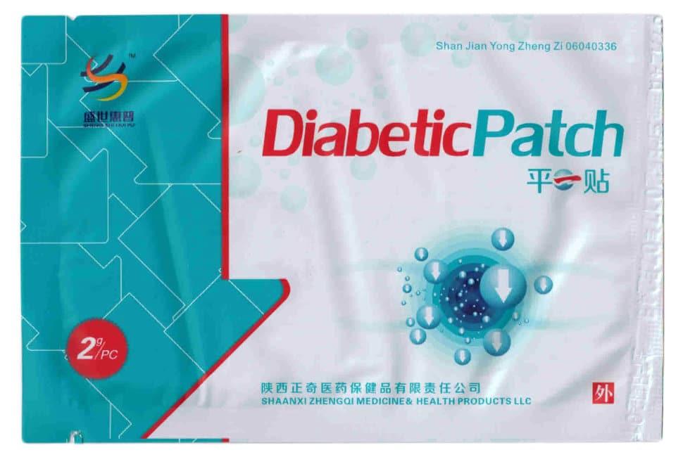 Diabetic Patch
