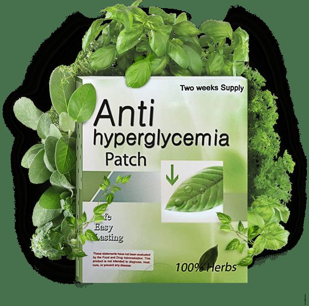 Anti Hyperglycemia Patch