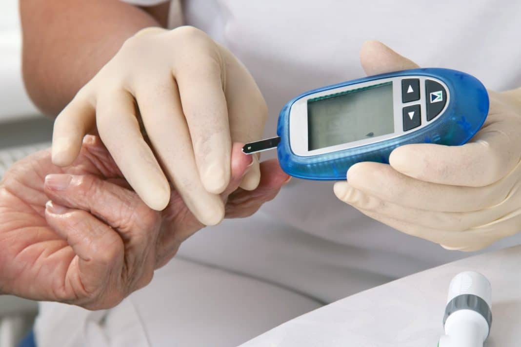 Стероидный диабет