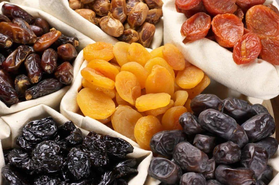 Сухофрукты при сахарном диабете 2 типа, какие из них можно есть
