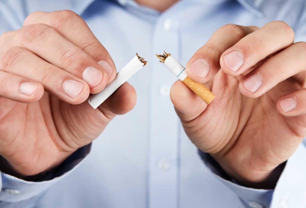 Как курение провоцирует простуду?