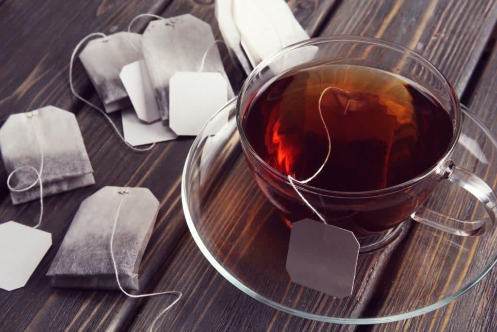 Чай в пакетиках может стать причиной рака