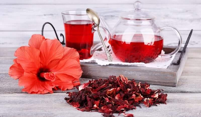 Можно ли пить чай каркаде при повышенном давлении?