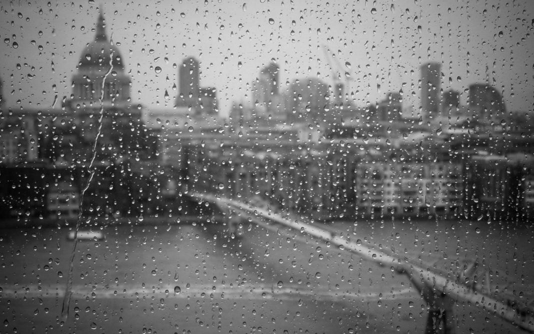 Запах дождя